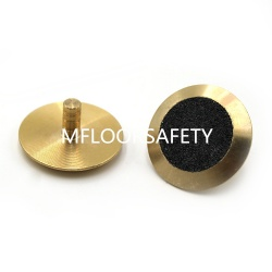 brass carbo infilled stud